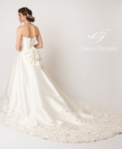 Lisa & Giuliani Wedding Dress アデル