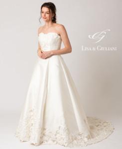 Lisa & Giuliani Wedding Dress アデル