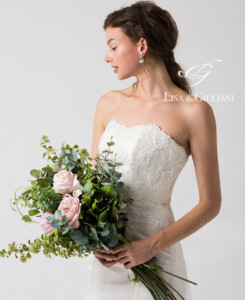 Lisa & Giuliani Wedding Dress ヴィクシー