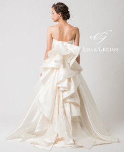 Lisa & Giuliani Wedding Dress オリーヴァ2