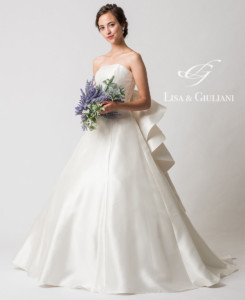 Lisa & Giuliani Wedding Dress オリーヴァ2