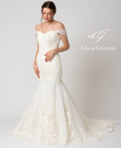 Lisa & Giuliani Wedding Dress カイリー