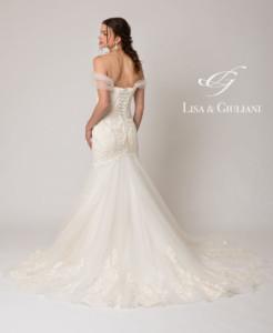 Lisa & Giuliani Wedding Dress カイリー