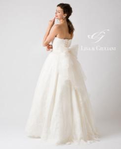Lisa & Giuliani Wedding Dress キャロリーナ