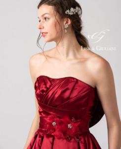 リサ アンド ジュリアーニ ウェディングドレス クレア