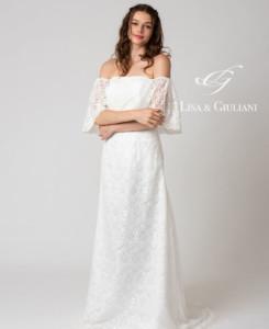 リサ アンド ジュリアーニ ウェディングドレス コレット