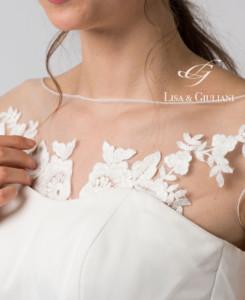リサ アンド ジュリアーニ ウェディングドレス シャーロット2