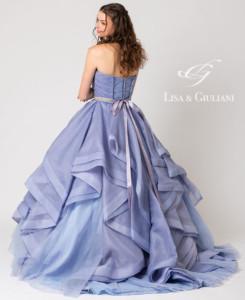リサ アンド ジュリアーニ ウェディングドレス ハリー