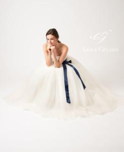 リサ アンド ジュリアーニ ウェディングドレス ホワイトシュガー