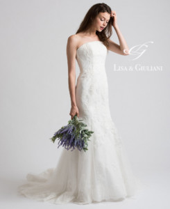 Lisa & Giuliani Wedding Dress マティーニ
