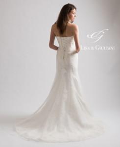 Lisa & Giuliani Wedding Dress マティーニ