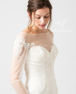Lisa & Giuliani Wedding Dress リリアス