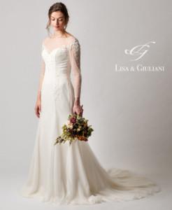 Lisa & Giuliani Wedding Dress リリアス