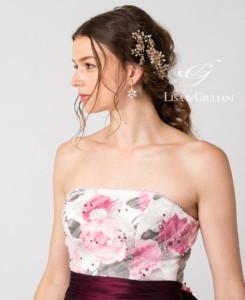 リサ アンド ジュリアーニ ウェディングドレス ローズマリー