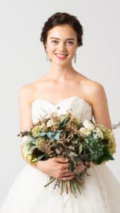 Lisa & Giuliani Wedding Dress